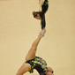 ACRO WCh 2014 Paris/FRA: BAYON Madeleine COSTES Alizee NADAUD Noemie/FRA