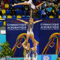ACRO WCh 2014 Paris/FRA: men's group UKR2