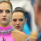 ACRO WCh 2014 Paris/FRA: RUSSELL Josephine BAILEY Jennifer IRWIN Cicely/GBR2