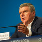 YOG 2014 Nanjing: IOC opening press conference with IOC president BACH, Dr. Thomas/GER