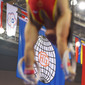ART WCh Nanning/CHN 2014: CHN rings with FIG-flag