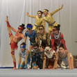 World Gymnaestrada Helsinki/ FIN 2015: group performances, MEX14