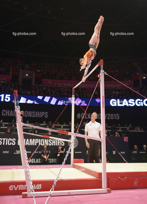 ART WCh Glasgow/GBR 2015: THORSDOTTIR Eythora/NED