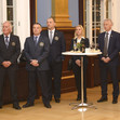 Trampoline WCh Odense/DEN 2015: reception at Odense Town Hall, TC members