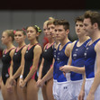 Trampoline WCh Odense/DEN 2015: team USA, double mini