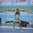 ACRO WCh 2016 Putian/CHN: OSBORNE Axel WILLIAMS Tiffani/USA
