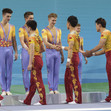 ACRO WCh 2016 Putian/CHN: group CHN + group GBR