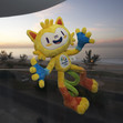 2016 Olympic Games Test Event: mascot Vinicius for RIO 2016