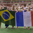 2016 Olympic Games Test Event: team FRA