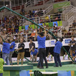 2016 Olympic Games Test Event: volunteers