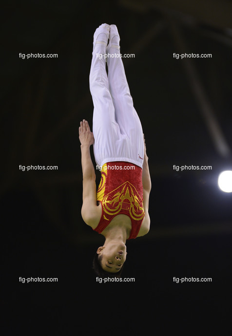 2016 Olympic Games Test Event: GAO Lei/CHN