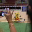 2016 Olympic Games Test Event: mascot VINICIUS, RG