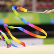 2016 Olympic Games Test Event: detail ribbon