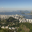 2016 Olympic Games Test Event: sightseeing, overview Sugarloaf