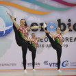 Aerobic WCh 2016 Incheon/KOR: AER dance, ROM