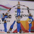 Aerobic WCh 2016 Incheon/KOR: AER dance, ARG