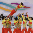 Aerobic WCh 2016 Incheon/KOR: AER dance, CHN