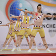 Aerobic WCh 2016 Incheon/KOR: AER dance, ESP