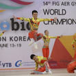 Aerobic WCh 2016 Incheon/KOR: aerobic dance, CHN
