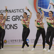 Aerobic WCh 2016 Incheon/KOR: aerobic dance, ROU
