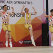 Aerobic WCh 2016 Incheon/KOR: aerobic dance, ESP