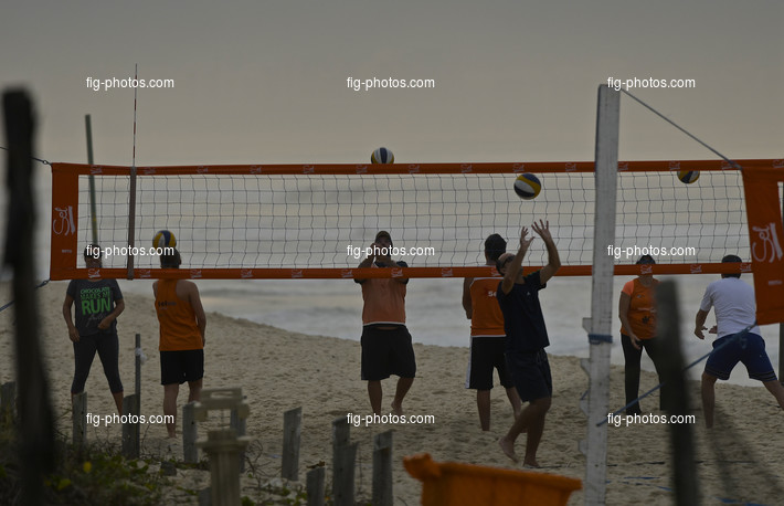 Olympic Games Rio 2016: beach volleyball at Barra