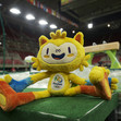 Olympic Games Rio 2016: Olympic mascot VINICIUS