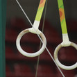 Olympic Games Rio 2016: detail rings