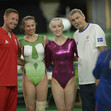Olympic Games Rio 2016: coaches + gymnasts