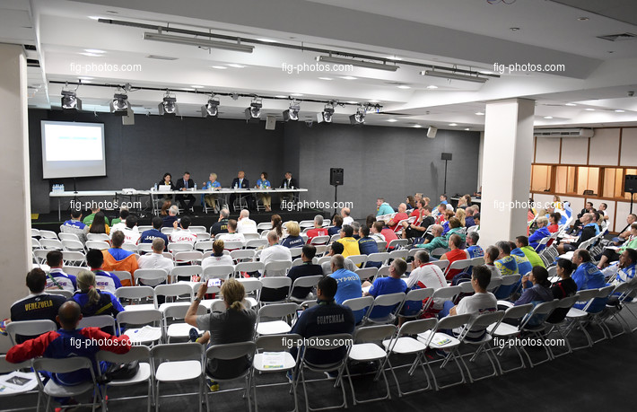 Olympic Games Rio 2016: orientation meeting overview