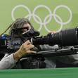 Olympic Games Rio 2016: TV camera