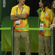 Olympic Games Rio 2016: volunteer