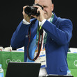 Olympic Games Rio 2016: judge taking pics