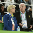 Olympic Games Rio 2016: LEGLISE Michel Dr. + SIKKENS AHLQIST Margaret