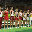 Olympic Games Rio 2016: qualifiers first group