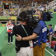 Olympic Games Rio 2016: host broadcaster team work