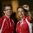 Olympic Games Rio 2016: COMBE DUTHEIL Patricia + HUMBERT Didier
