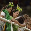 Olympic Games Rio 2016: fans