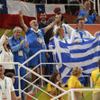 Olympic Games Rio 2016: fans GRE