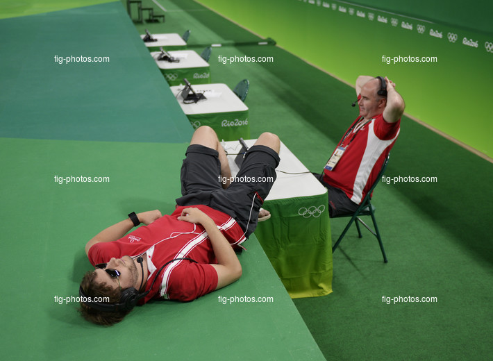Olympic Games Rio 2016: OMEGA relaxing