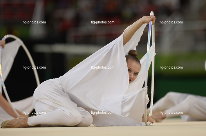 Olympic Games Rio 2016: FIG-Gala, GR Group BLR