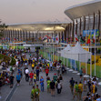 Olympic Games Rio 2016: Barra Olympic park