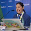 Olympic Games Rio 2016: orientation meeting, VALENZO Naomi/MEX