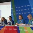 Olympic Games Rio 2016: orientation meeting,