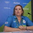 Olympic Games Rio 2016: orientation meeting, KUZMINA Natalia TC-president