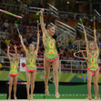 Olympic Games Rio 2016: group BRA