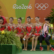 Olympic Games Rio 2016: group JPN