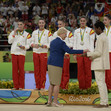 Olympic Games Rio 2016: group ESP