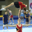The World Games, Wroclaw/POL 2017: Acro MP GER