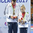 The World Games, Wroclaw/POL 2017: WALKER Lewis WILLIAMS Katherine GBR